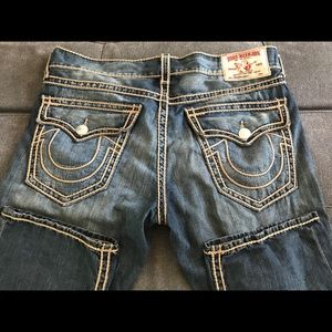 True Religion jeans. Size 38 no stains/Barely worn